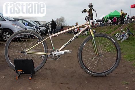 Old Mongoose Bike Old School Mongoose-style