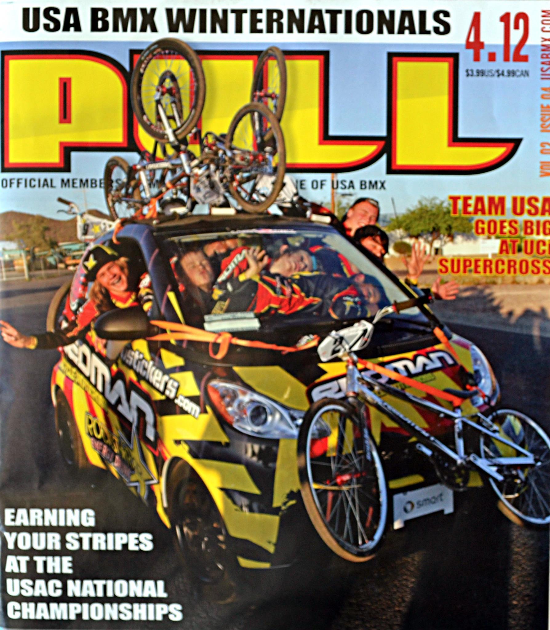 Redman BMX | cruiser revolution