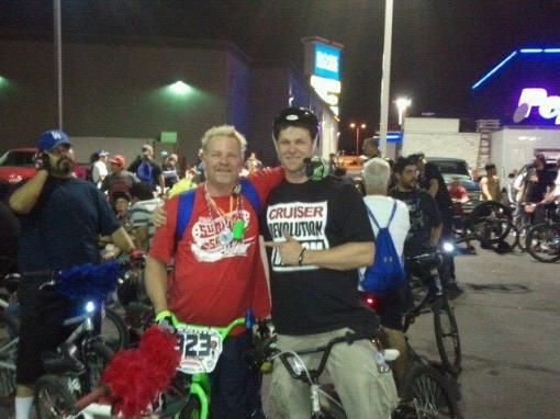 4130 sin city ride with Randy Franklin