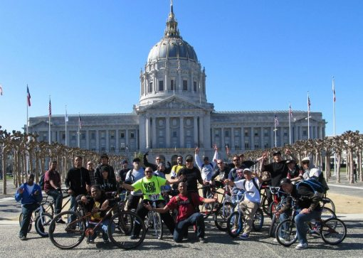 SF Cruiser Ride