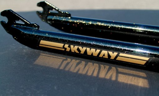 Black Gold Skyway TA fork