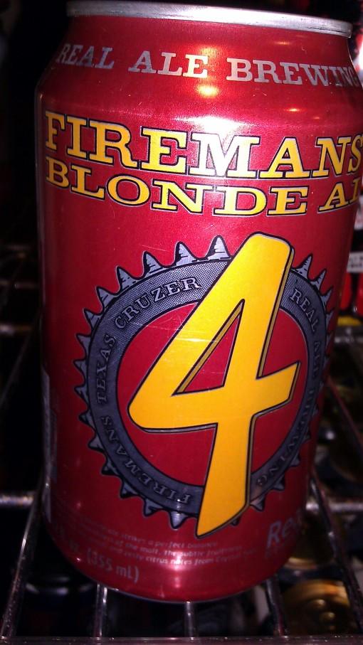 Firemans 4 can