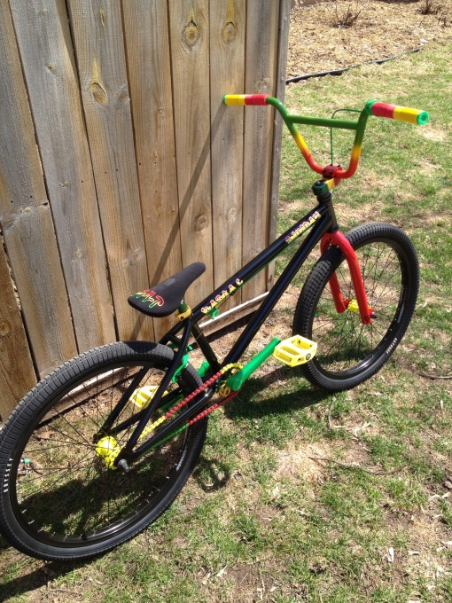 Rasta Model C Cruiser Revolution
