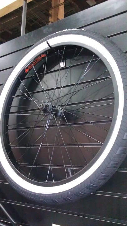 Stolen 24in Rebellion Wheels