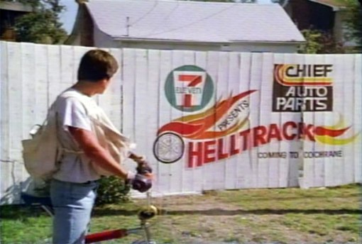 hell track and CRU