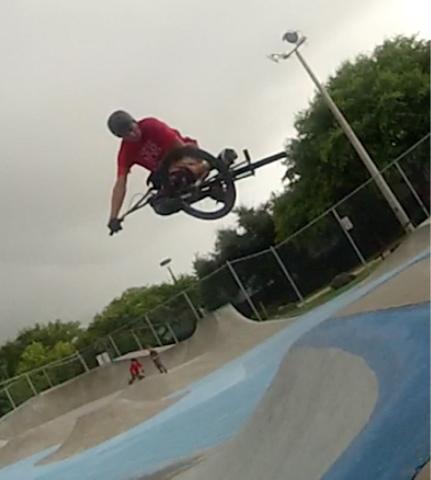 Wayne Keller Ormond Skatepark