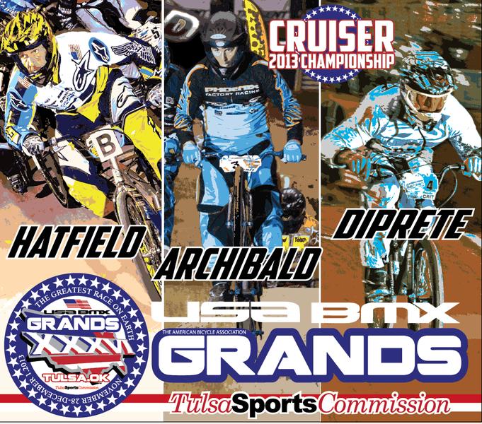 2013 USA BMX Grands