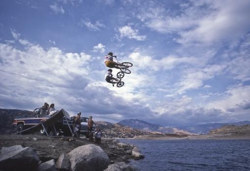 Kos & RL Lake jump