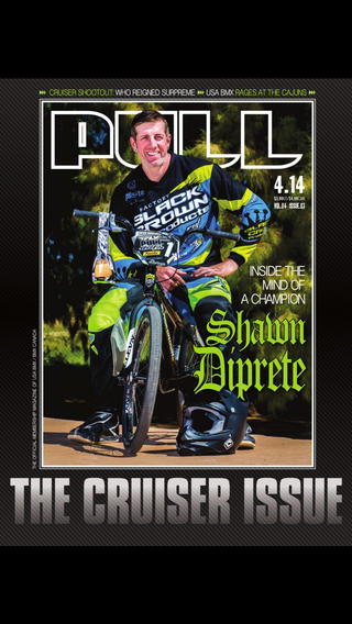 Pull Cruiser Issue Cover