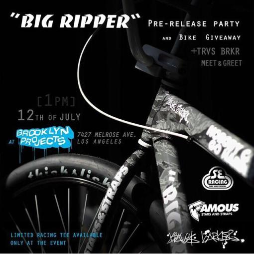 Big Ripper release party