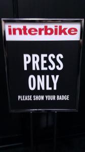 Interbike press