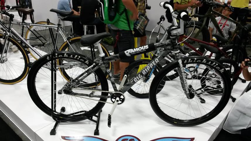 SE Big Ripper Stars & Straps Interbike