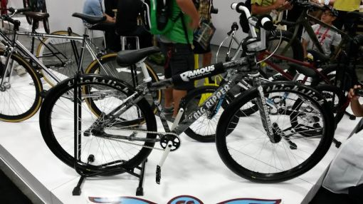 SE Big Ripper Stars & Straps Interbike