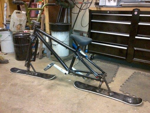 drifter snowbike 24