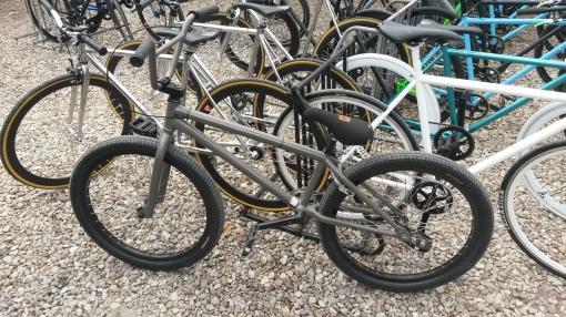 custom sunday at bicycle farm