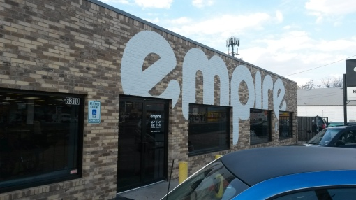 empire store front