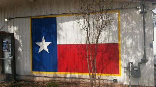 texas wall