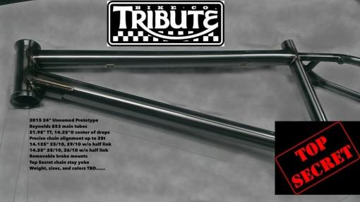Tribute 24inch prototype