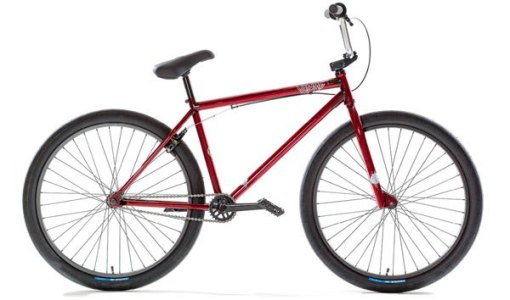 Volume Bikes 2016 Hessian 26 red