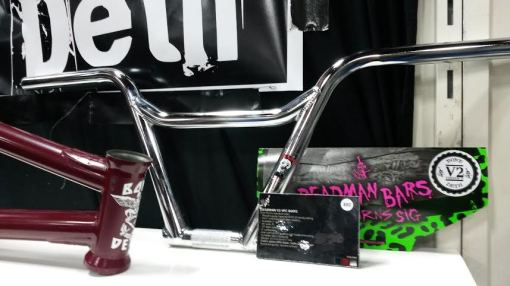 Bone Deth Bars Interbike