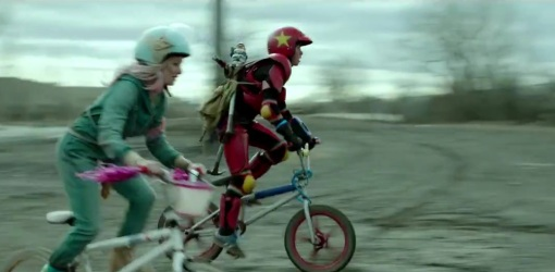 Turbo kid couple