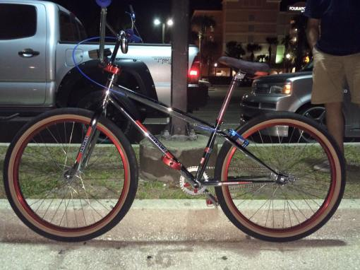 skyway ta 26inch prototype night