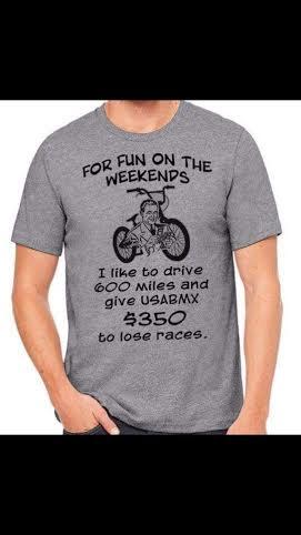 usa bmx t-shirt