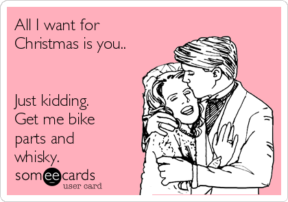 all-i-want-for-christmas-is-you-just-kidding-get-me-bike-parts-and-whisky-7de01