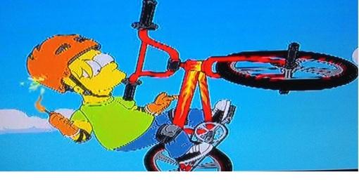 Bart riding