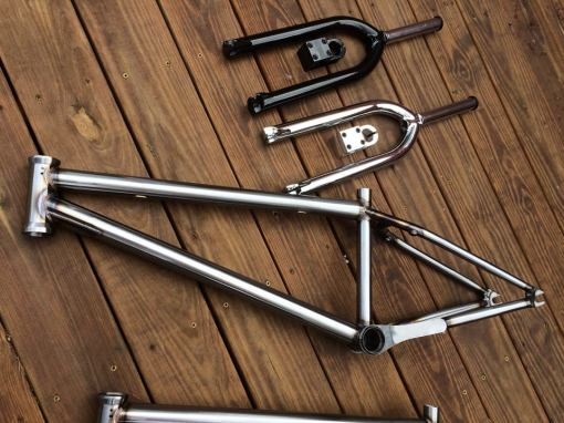 Tribute prototype frames stems