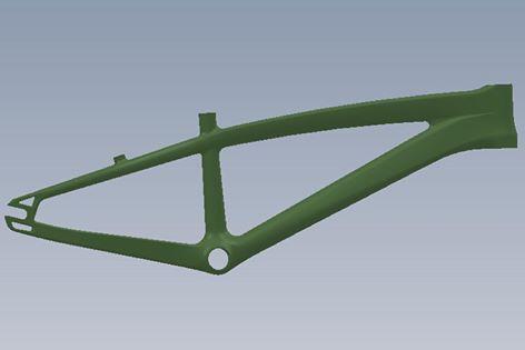 Speedco VELOX carbon frame