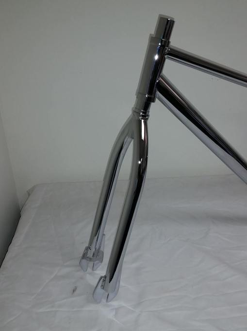 Chrome Morales Cruiser Fork