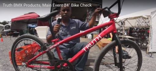 Truth BMX Main Event Pro XL 24