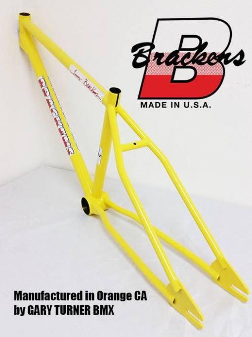 Brackens cruiser yellow rear