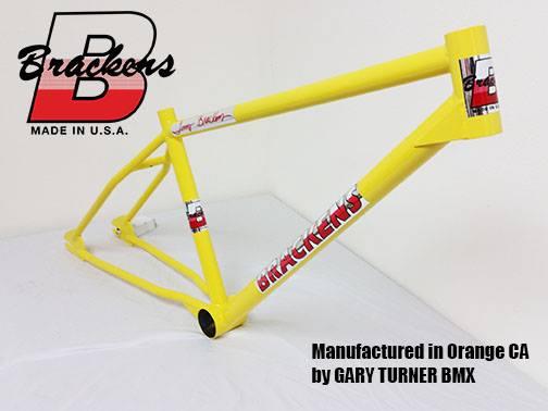 Brackens cruiser yellow