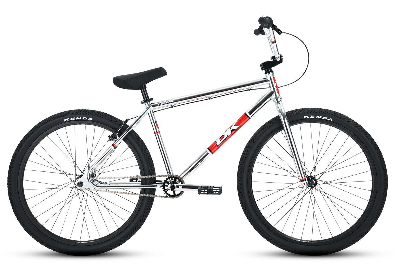 "DK Cygnus 20/"" Complete BMX Bike Beige"