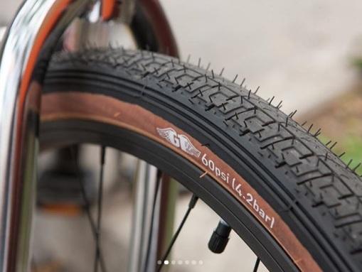 GT LPV tire fork