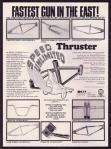 thruster ad