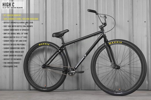 """b92f54a984c For a """"core brand"""" who, despite frequent pleas from the 22″ BMX community,  has refused to even entertain offering even a 22″ frame, fork or wheels…to  ..."""
