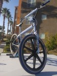 ted emmer bike frontview